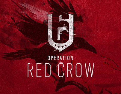 Rainbowsix Siege - Red Crow