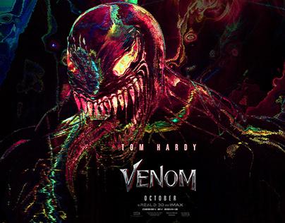 Venom with Fractal