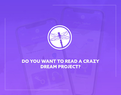 A service design project between companies and dreams