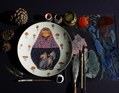 Imperial Porcelain 1744 Saint Petersburg