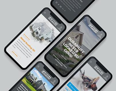 Metal Roofing Alliance Website