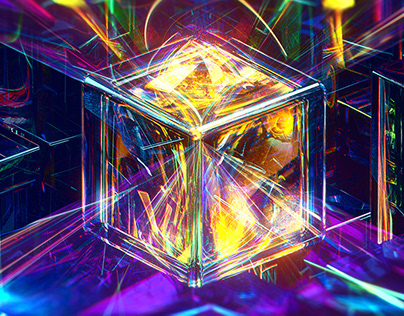 CUBIC ABSTRATOR BY NEWDO