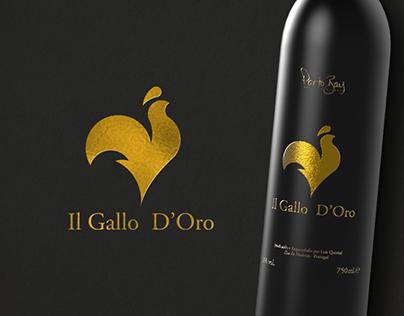 Il Gallo D'Oro  - Rebrand Proposal