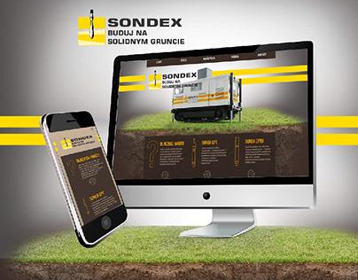 Sondex website