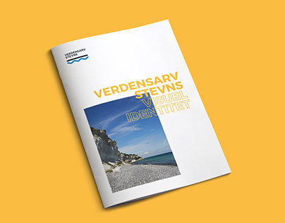 Verdensarv Stevns, Logo and Identity