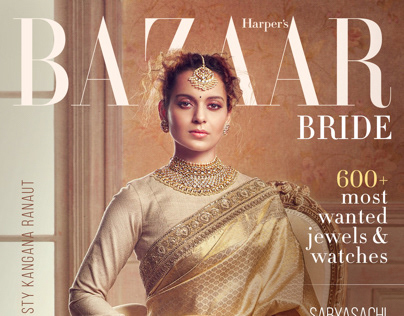 BAZAAR MAGAZINE COVER PAGE DESIGN (inspirations)