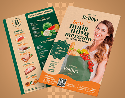 MERCADO BELLINO - PANFLETO
