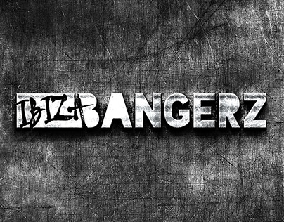 LOGO Design / 'Ibiza Bangerz' Booking Agency