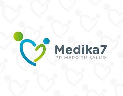 Branding: Medika7