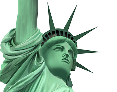 Statue of liberty Series