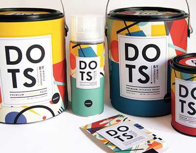 DOTS: Paint by Kandinsky