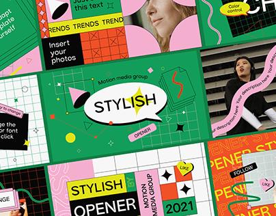 Aura | Stylish Opener