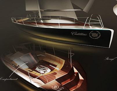 Cadillac Corail Sailboat
