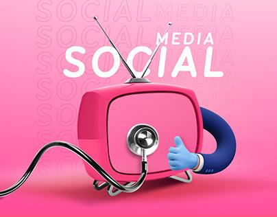 Social media ( Medical )