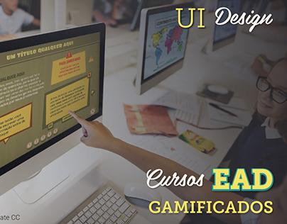 UI Design for E-learning
