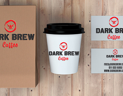 Logo Mockup Design for a Coffee Shop