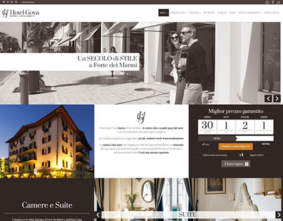 Hotel Goya - Forte dei Marmi