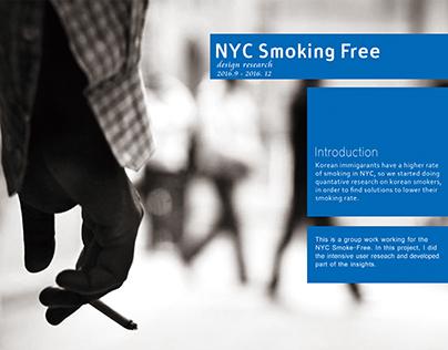 NYC Smokefree