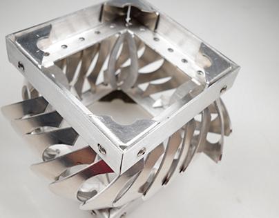 Ripples - aluminum exploration