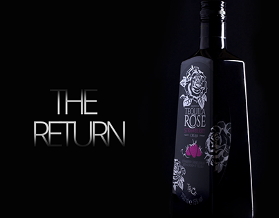 Tequila Rose, Bottle Reveal.