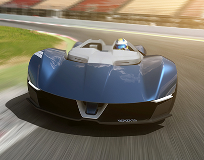 Chevrolet Monza SS | GM Sponsored