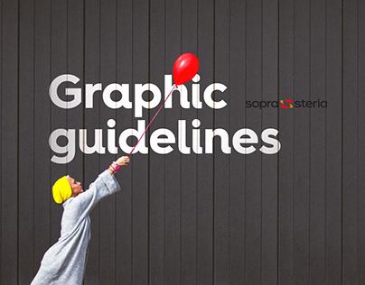 Graphic guideline - SopraSteria