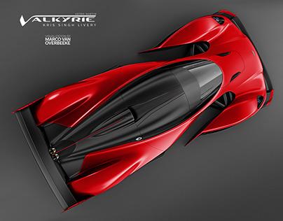 Aston Martin Valkyrie | Kris Singh custom spec
