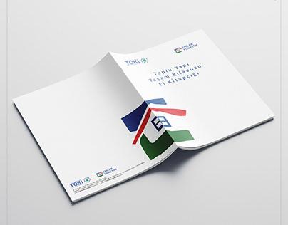Toki - Emlak Yönetim A5 Broşür Tasarımı