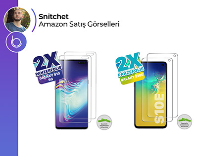 Amazon satış penceresi tasarımı