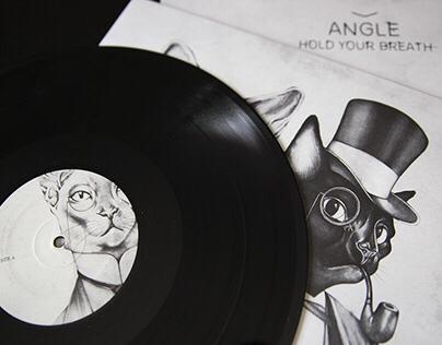 ANGLE // EP Cover