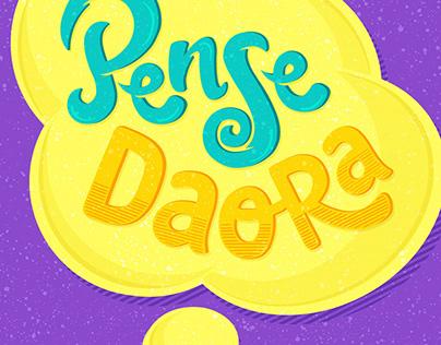 Pense Daora • Visual Identity