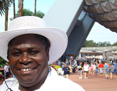 Epcot Custodial Portraits