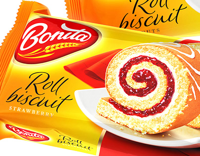 Roll biscuit «BONITA»