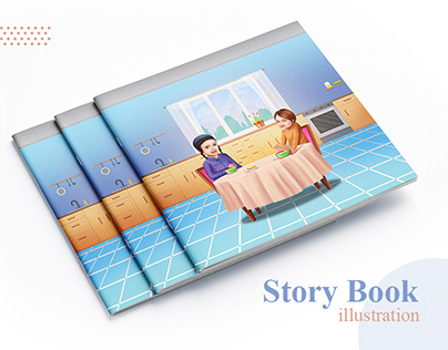 Kids Book Illustartions