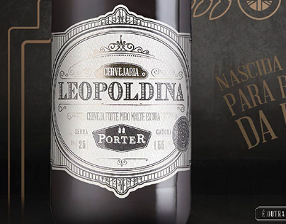 Cervejaria Leopoldina | Porter