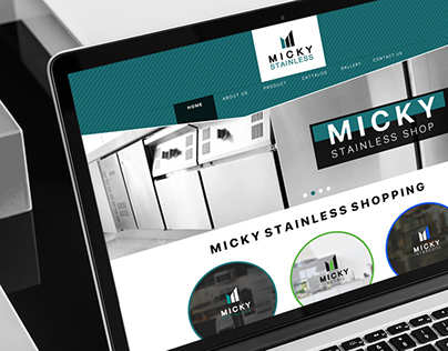 Micky Stainless website