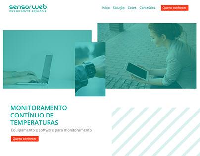 Sensor web concept