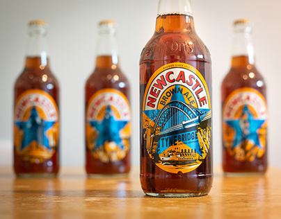 Limited Edition - Newcastle Brown Ale