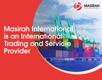 Landing Page | Masirah