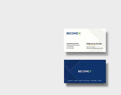Rebranding & UI Design Becomex