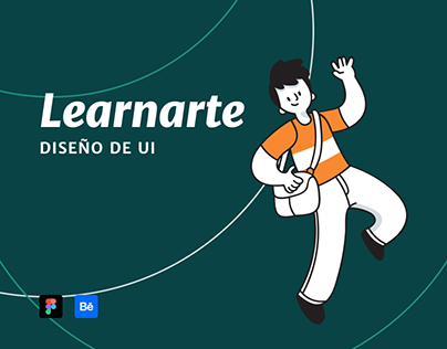 Learnarte | Diseño de UI