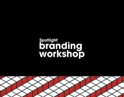 Spotlight: Branding Workshop