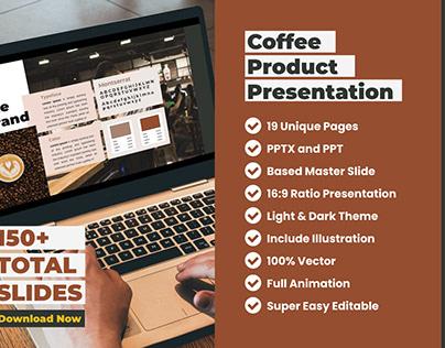 Coffee Shop Product Presentation