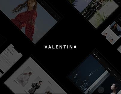 Valentina - Fashion Designer