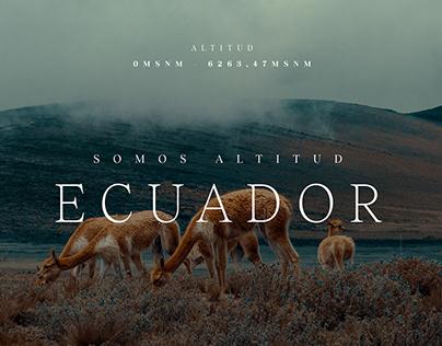 Somos Altitud - Ecuador