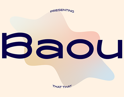 Baou Modern Sans