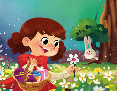 Storytime Magazine 55 - Little Red Riding Hood