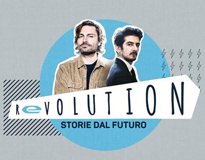 - REVOLUTION - Storie dal Futuro