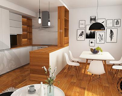 Polish Typical Lounge Interior Design