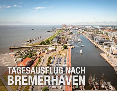Tagesausflug nach Bremerhaven